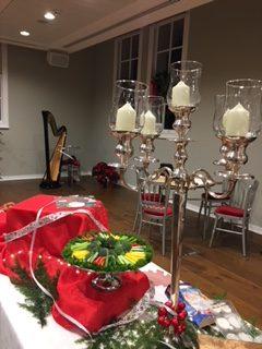 Christmas Carols/Drinks Reception
