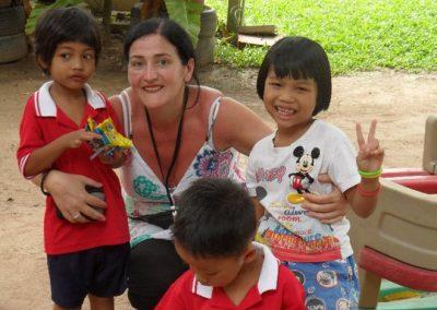 Pattaya Orphanage Foundation, Thailand.