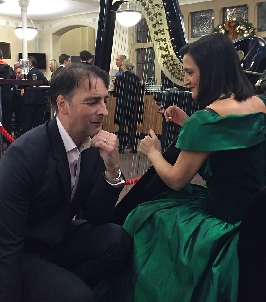 CHARITIES | Les Magee Wedding Harpist NI and London